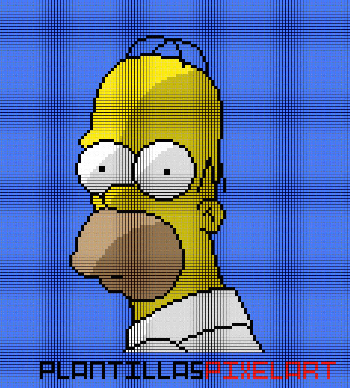 Plantillas PixelArt