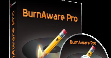 Download BurnAware 8.1 Professional
