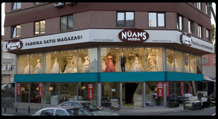 9e74f90c5e71c Nüans Moda Evi 2012-2013 Gelinlik Koleksiyonu - Tesettür modelleri