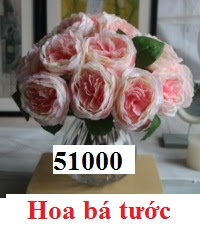 Phu kiên hoa pha le tai Ngoc Lam