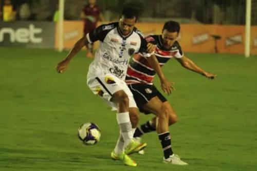 Botafogo-PB e Santa Cruz empatam