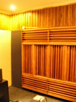 Desain Interior - Diffuser - Absorber Untuk Ruang Audiophile, Karaoke Room, Home Theater - Semarang