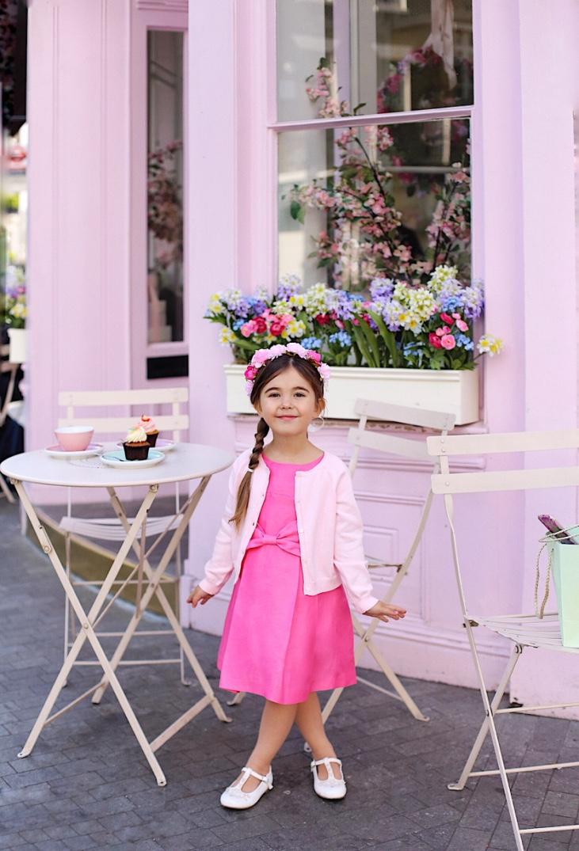 london fashion influencer
