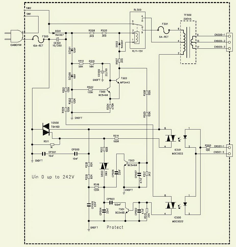 Circuit Diagram Of Home Theater 1979 Corvette Wiring Brex Ddnss De Gradiente Hts 200d 100 Power Supply Amplifier Rh Electronicshelponline Blogspot Com Schematic