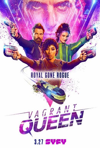 Vagrant Queen Season 1 Complete Download 480p & 720p All Episode