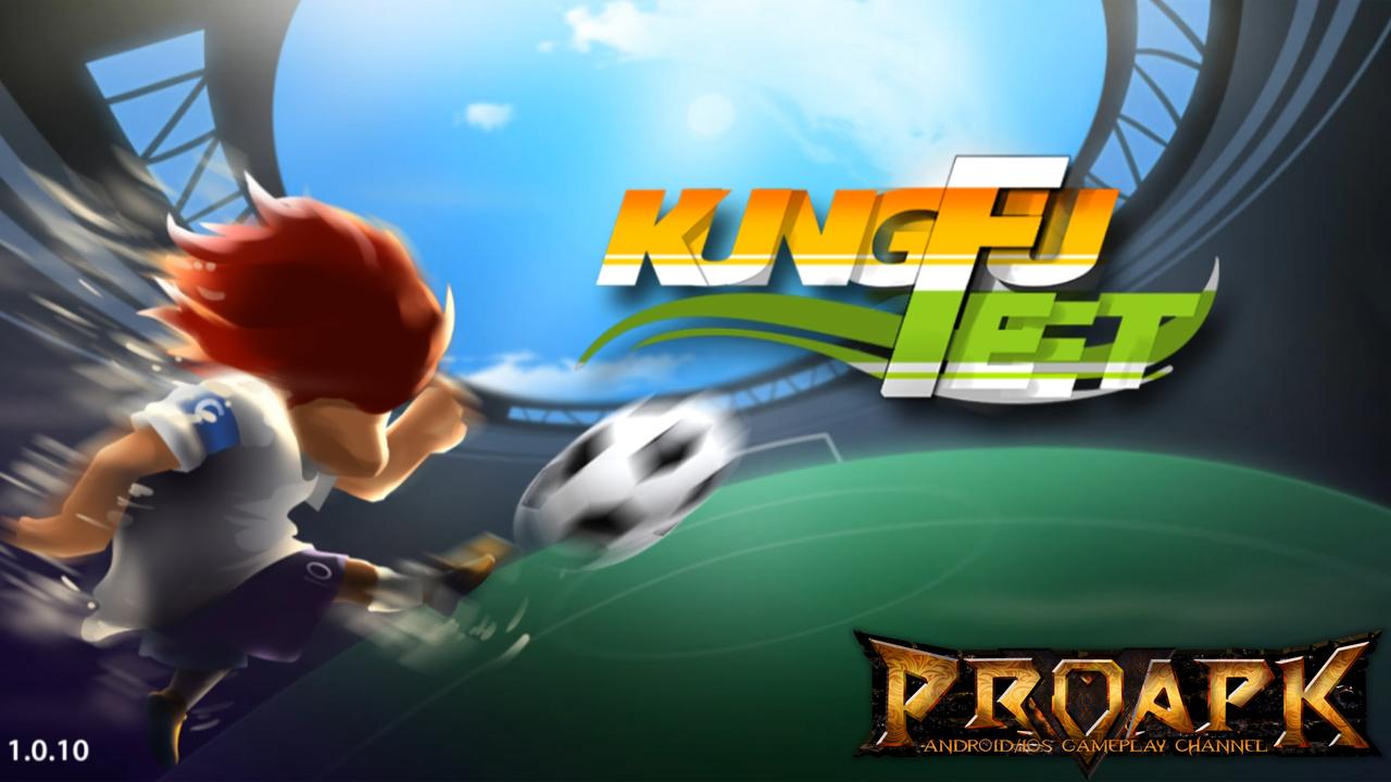 Kung fu Feet: Panda Soccer