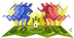 Copa América Centenario 2016: Google festeja el inicio con un doodle
