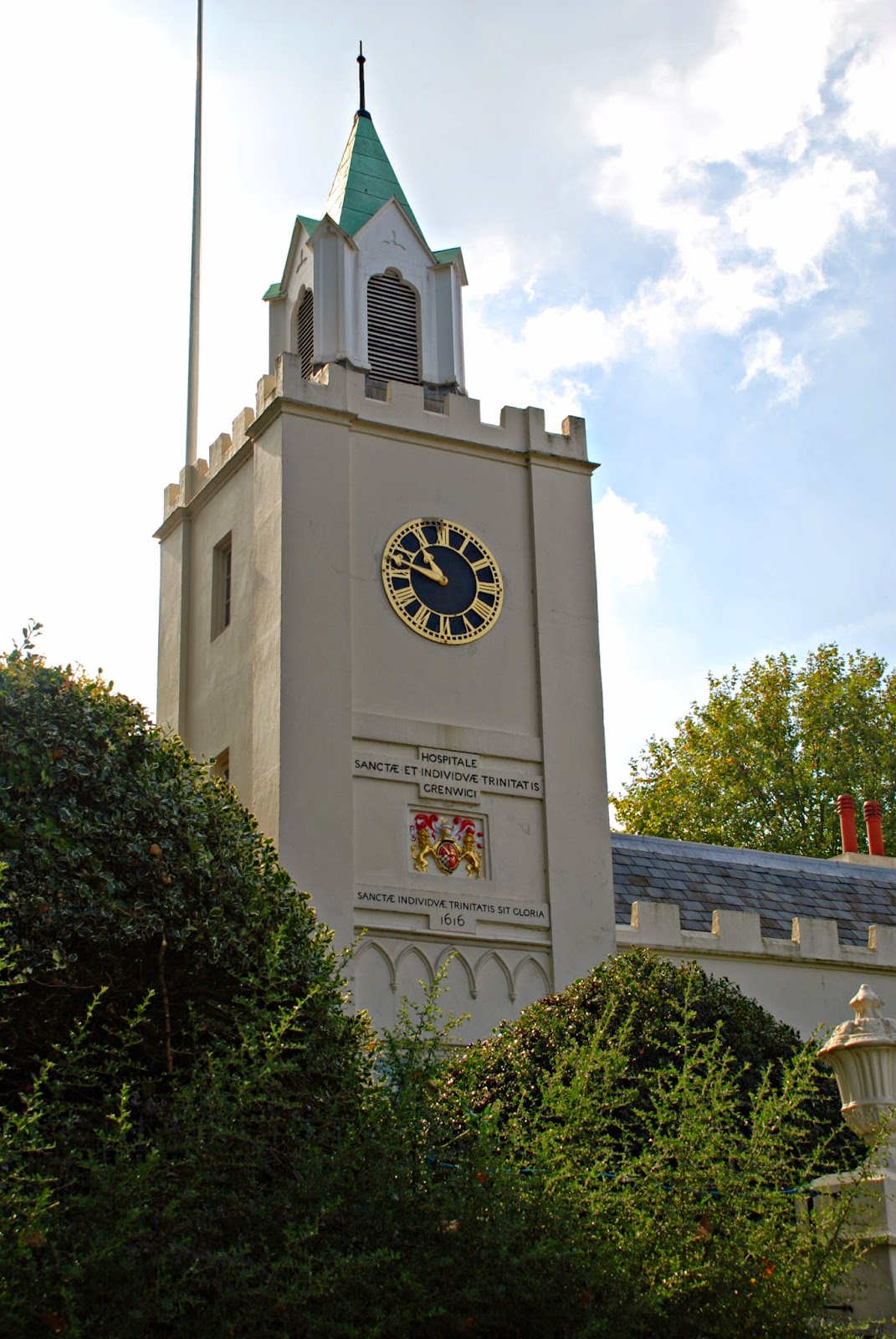 Trinity Hospital Almshouses, Greenwich