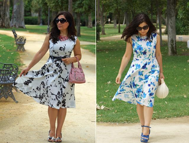 Floral-Print-Summer-Dresses