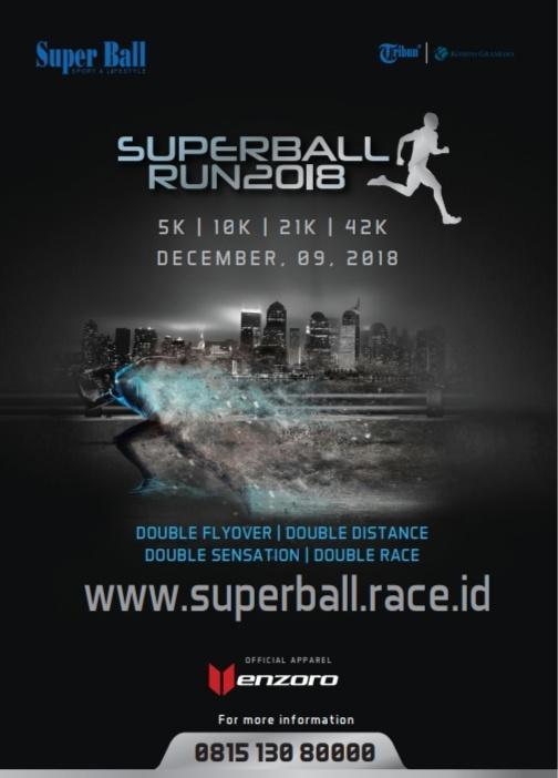 Superball Run • 2018