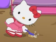 Hello Kitty House Makeover