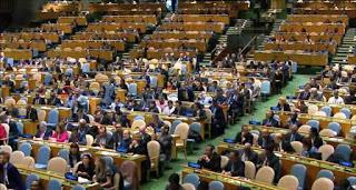 الأمم المتحدة تصوت لصالح القدس بإجماع 128 دوله