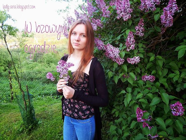 ~117 W bzowym ogrodzie