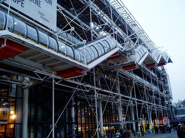 Georges Pompidou Paris