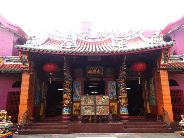Vihara Thay Hin Bio, Teluk Betung, Bandar Lampung