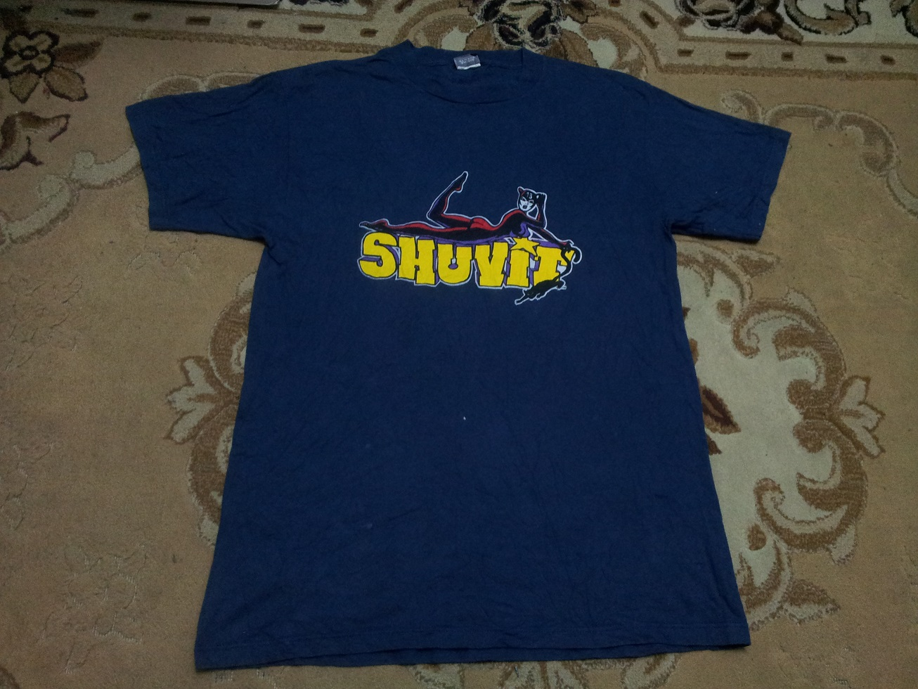 The good old things shuvit skateboards brand t shirt for Successful t shirt brands