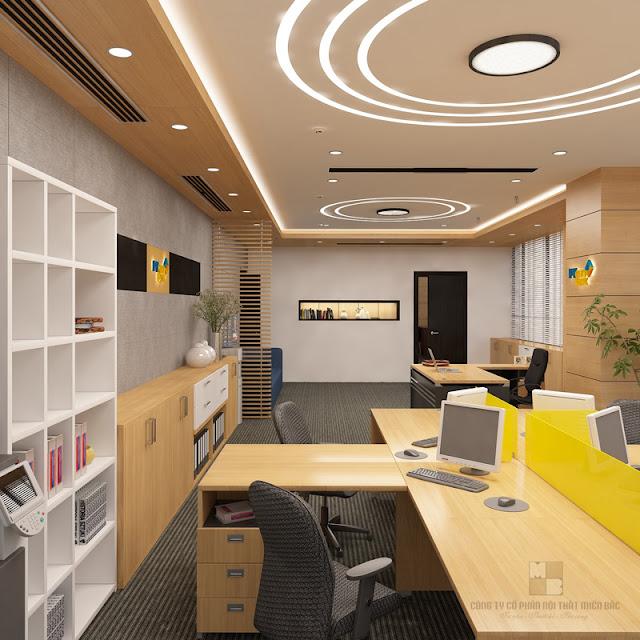 Cách thiết kế nội thất văn phòng đẹp và chuyên nghiệp - H2