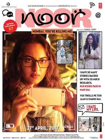 Noor 2017 Hindi 480p DVDRip 350mb