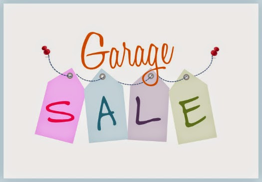 Help Us Have the Mother of All Garage Sales!!!