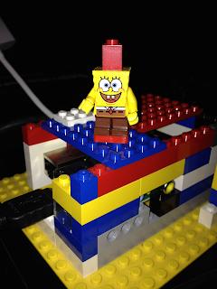 Sponge Bob Sysadmin!