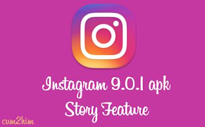 Instagram 9.0.1 APK Terbaru Fitur Story Untuk Android