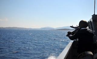 Τουρκικό τεστ στα Ίμια, με το μυαλό στα πετρέλαια Αιγαίου και Κύπρου
