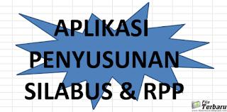 Aplikasi Pembuatan RPP Silabus Otomatis Tahun Ajar 2016/2017