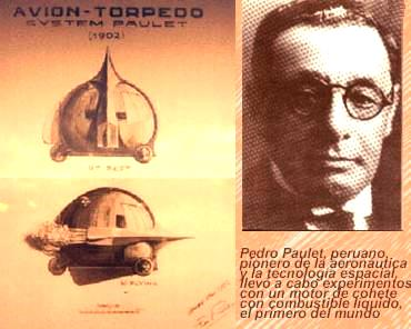 Imagen de Pedro Paulet  sin bigote y lentes