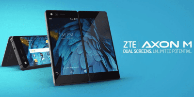 Dual Screen Foldable - ZTE Axon M