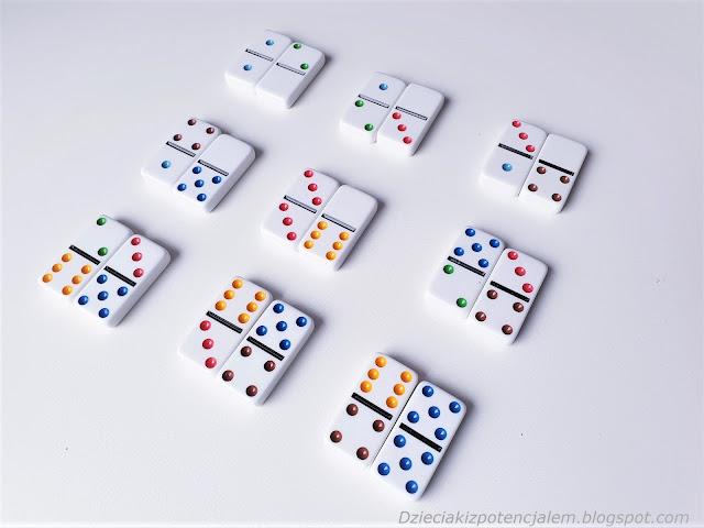 zabawy z domino