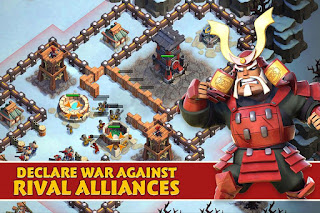 Samurai Siege: Alliance Wars v1388.0.0.0 Apk