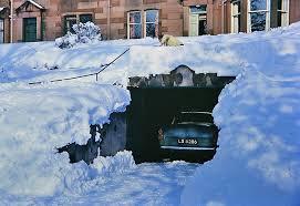 zima na Wyspach Brytyjskich