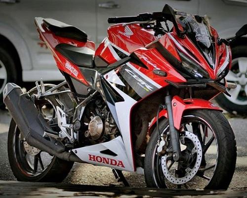 Promo Cashback Honda CBR150R