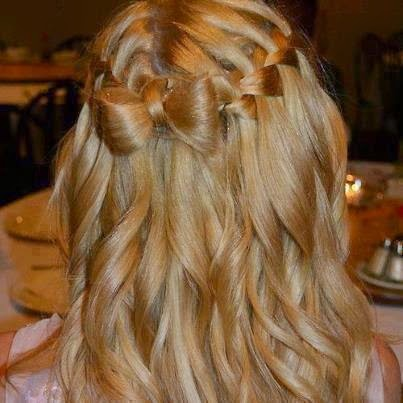 braided hair styles with weave bow hairstyles image gallery amp tutorials the 3413