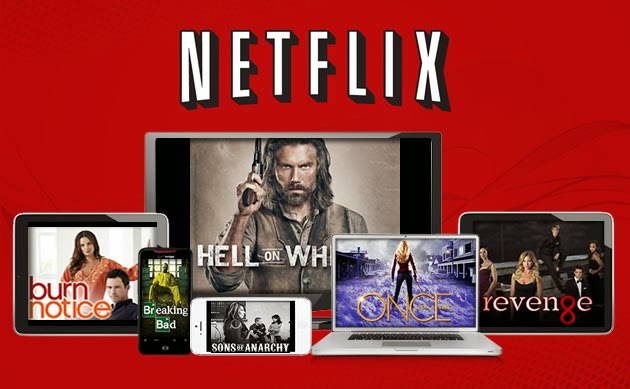 Download Netflix, Software to Watch TV