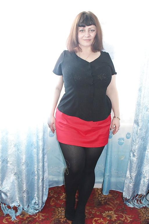 Фото русских простых зрелых толстых женщин из российской провинции #4
