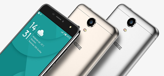 هاتف Doogee X7 بشاشة 6 إنش وبطارية 3700 mAh بسعر 94 دولار أمريكى