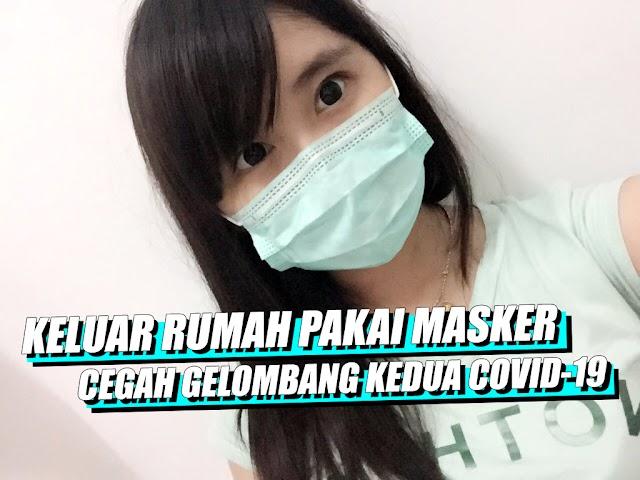 Khawatir Gelombang Kedua COVID-19, WHO Sarankan Penggunaan Masker Secara Luas