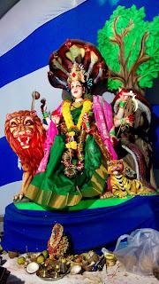Devi Navratri 2016 Dates