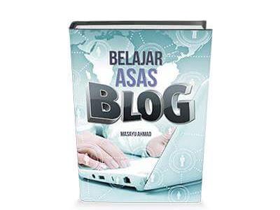 Ebook Belajar Asas Blog by ABDR