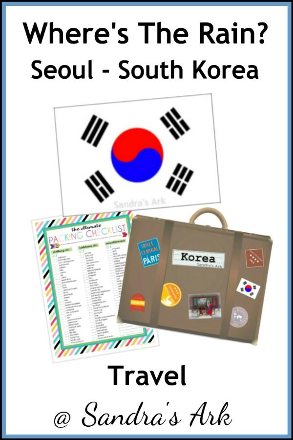 Where's The Rain? - Seoul, South Korea by Sandra's Ark