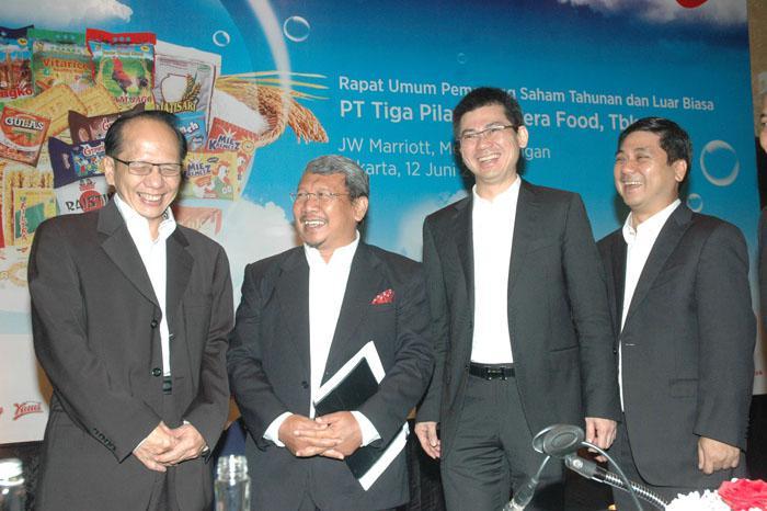 Hasil gambar untuk komisaris utama PT IBu Anton Apriyantono