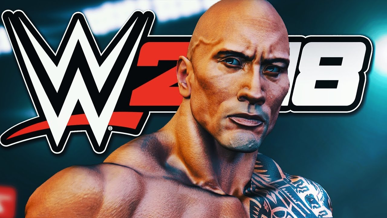 Highly Compressed WWE 2K18 GAME For PC
