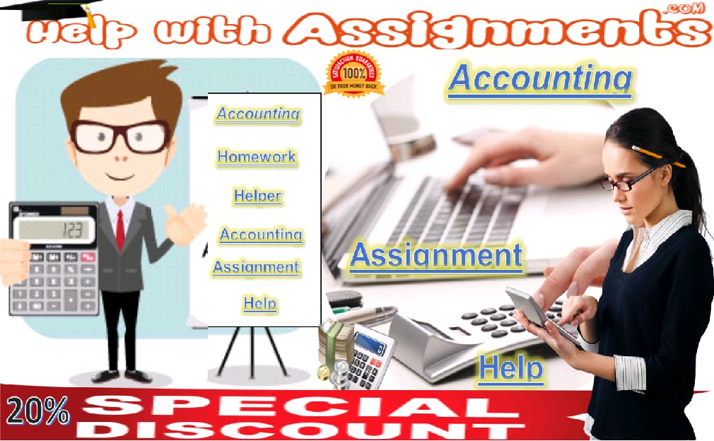 with accounting homework online