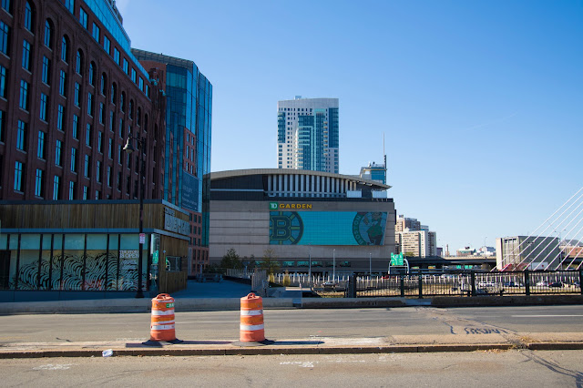 Boston Celtics-TD garden-Boston