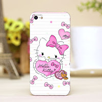 casing hello kitty