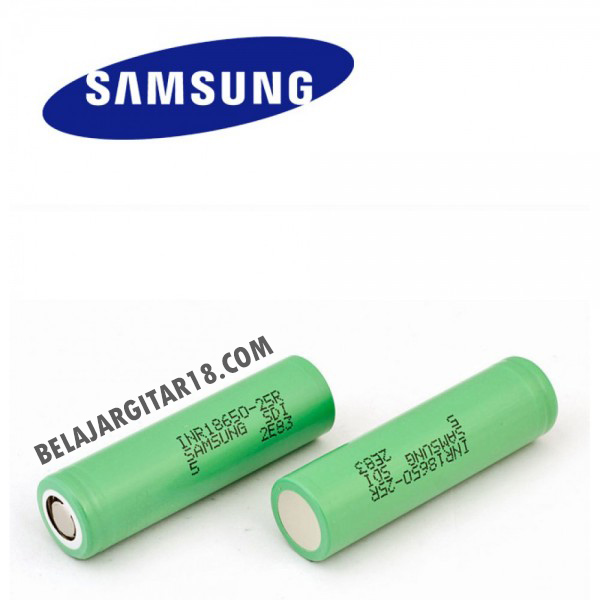 Samsung SDI INR18650 20A 2500mAh