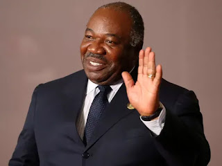 New Gabon government announced from abroad