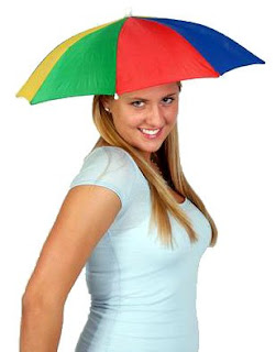 Funny Rainbow Umbrella Costume Party Sun Hat ONLY  2.87 Shipped (Reg   11.24!) 0a236f1fad3