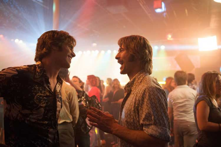Blake Jenner and Glen Powell in Everybody Wants Some!! from Richard Linklater.